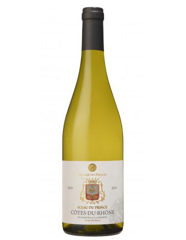 Côtes du Rhône - Sceau du Prince blanc - 75 cl