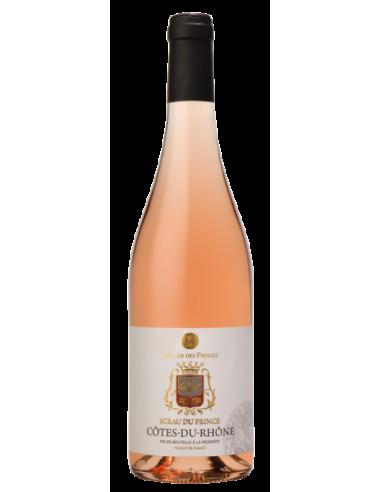Côtes du Rhône - Sceau du Prince rosé - 75 cl