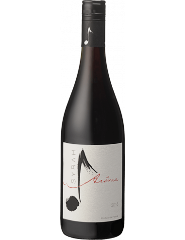 IGP Vaucluse - Aroma 100% Syrah rouge